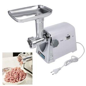 HACHOIR ÉLECTRIQUE 1600W Hachoir à viande électrique outil  de  cuisi