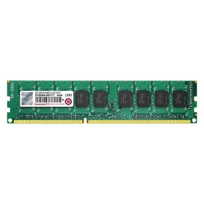 Mémoire APPLE - JetMemory Barrette RAM 4GB pour Apple Mac Pro 2009MEMOIRE PC - PORTABLE
