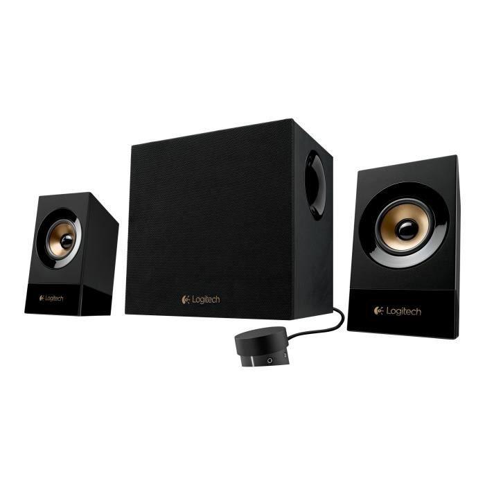ENCEINTES ORDINATEUR Logitech Z533 Système de haut-parleur pour PC Cana