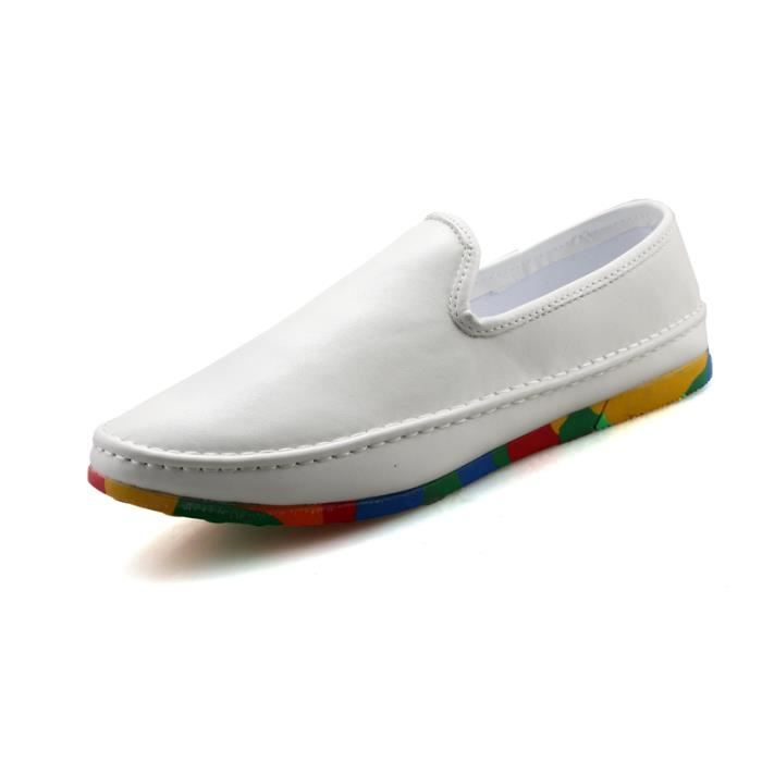 Hommes Oxford Chaussures Chaussures Casual Chau... HWG61fbm