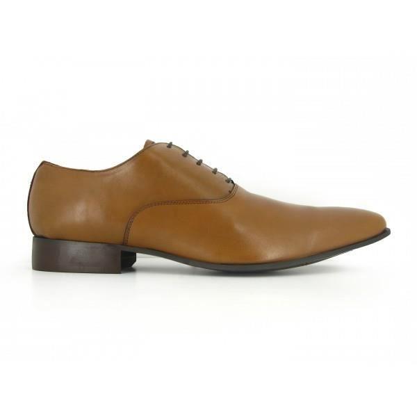 PIERRE CARDIN Chaussures Richelieu PC1605AA Camel - Couleur - Marron