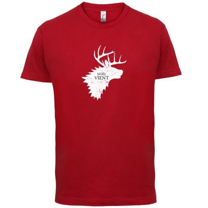 dressdown t shirt no l vient homme t shirt rouge m rouge rouge achat vente t shirt. Black Bedroom Furniture Sets. Home Design Ideas
