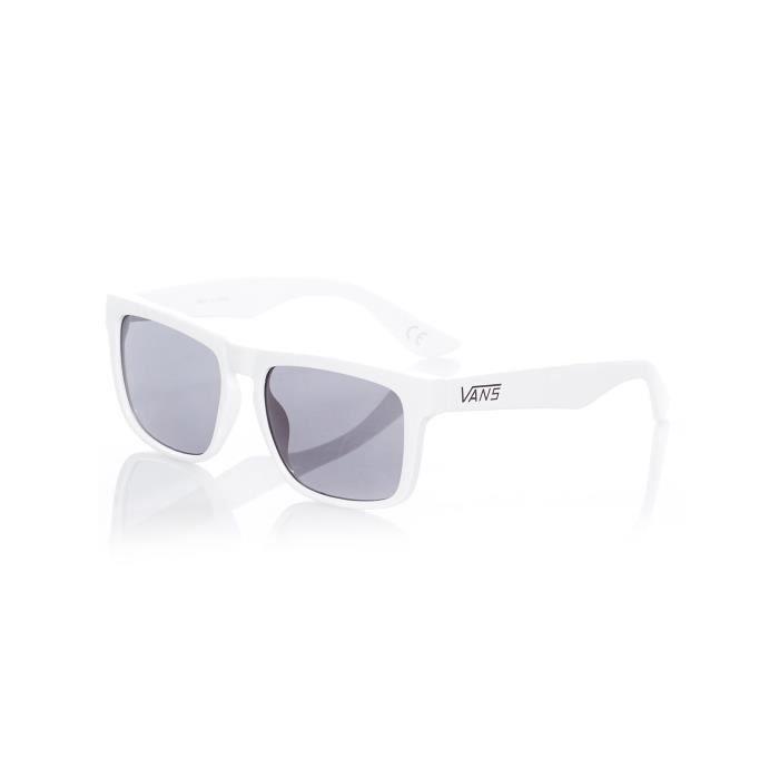db28a0db3de174 Lunettes De Soleil Vans Squared Off Blanc - Achat   Vente lunettes ...