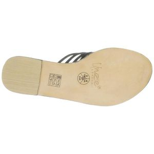 Evening 1FQZV5 L18323w Espadrilles Womens 38 Slippers Taille gwaqpZ