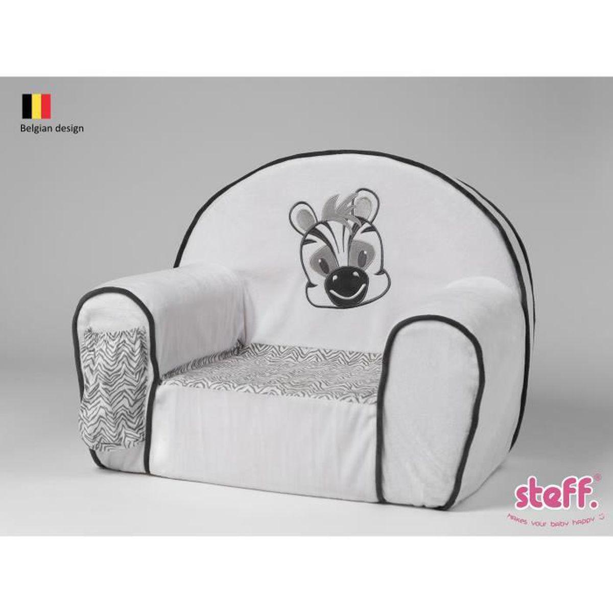 """Fauteuil Zebre Pas Cher en ce qui concerne fauteuil bébé collection """" zèbre """" - achat / vente fauteuil - canapé"""