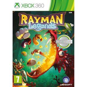 JEUX XBOX 360 Rayman Legends Classics 1 Jeu XBOX 360