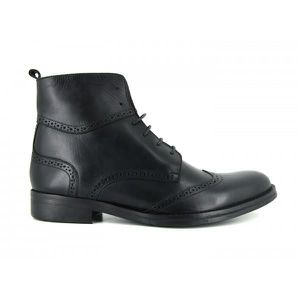 BOTTINE J.BRADFORD Chaussures Boots JB-VICTOR Noir  - Coul