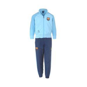 TENUE DE FOOTBALL Survêtement FC Barcelone Bleu Junior