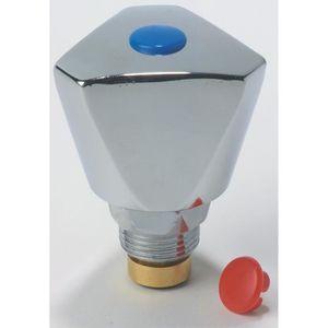 ROBINETTERIE SDB Tête de robinet universelle à clapet filetage 12x1