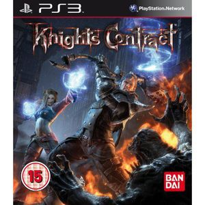 JEU PS3 KNIGHTS CONTRACT