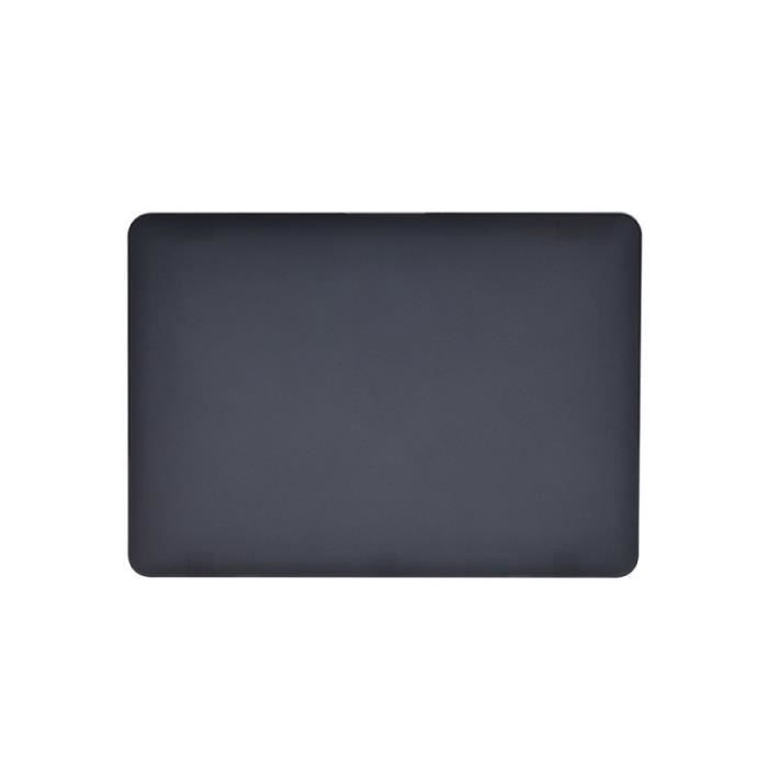 WE Coque de protection pour Macbook Air 13,3 - Noir