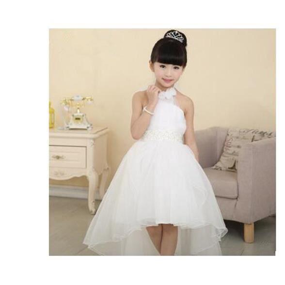 Robe d anniversaire pour fillette for 50 robes de mariage anniversaire