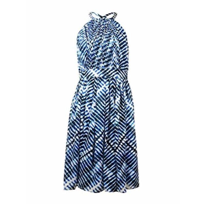 92ea1eafe0e Calvin Klein robe licou-cou des femmes VRP1J Noir Noir - Achat ...