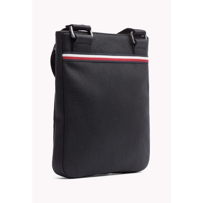 657127896bf Sacs Hommes TOMMY HILFIGER. OS Noir - Achat   Vente sacoche ...