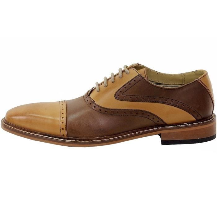 Rote 25017 Oxford R4UWY Taille-42 1-2