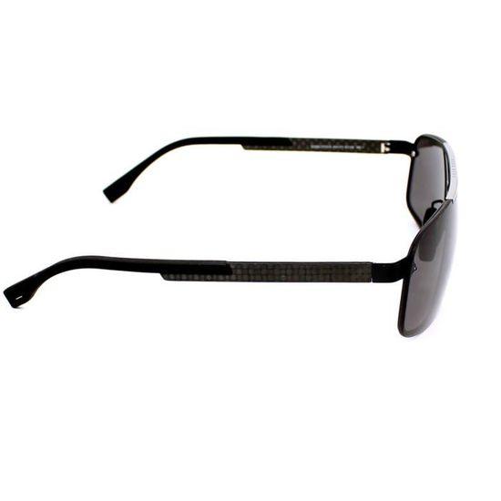 Lunettes de soleil Hugo Boss BOSS 0773-S -HXJY1 Noir - Achat   Vente  lunettes de soleil Homme Adulte Noir - Soldes  dès le 9 janvier ! Cdiscount f4286813be55