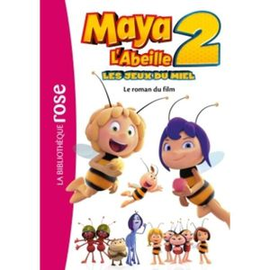 Livre 6-9 ANS Maya l'abeille 2 Les jeux du miel. Le roman du fil