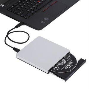 RADIO CD ENFANT Lecteur De CD DVD Externe, 2,0 USB Burning Lecteur