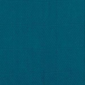 JETÉE DE LIT - BOUTIS Couvre Lit + Taies ALEXIA (Vert sapin Col.84  - 25