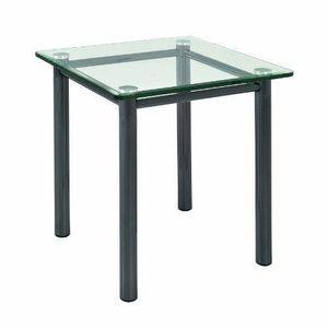 TABLE BASSE Haku Möbel 42069 Table Basse d'Appoint Tube d'Acie