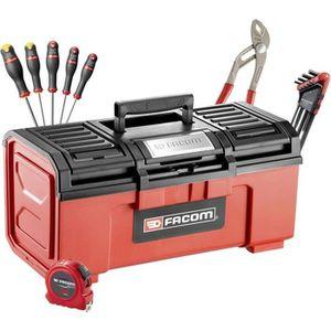 boite de rangement outils achat vente boite de rangement outils pas cher cdiscount. Black Bedroom Furniture Sets. Home Design Ideas