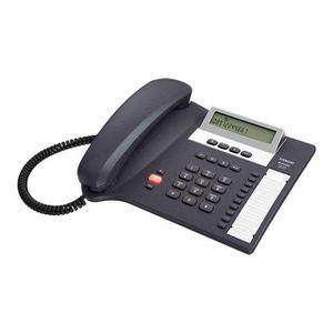 Téléphone fixe Gigaset Euroset 5020 Téléphone filaire avec ID d'a