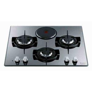 table de cuisson mixte gaz et vitroceramique achat vente table de cuisson mixte gaz et. Black Bedroom Furniture Sets. Home Design Ideas
