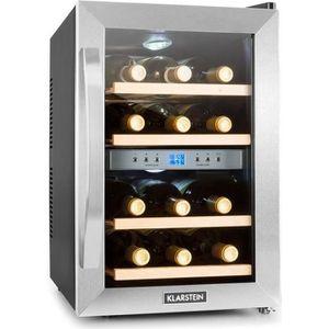 CAVE À VIN Klarstein Cave à vin design - Armoire à vin réfrig