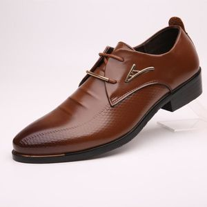 DERBY Chaussures hommes chaussures habillées chaussures