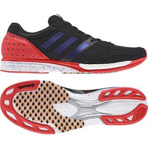 Chaussures Adidas Adizero Feather Prime M Noir Noir - Achat / Vente basket  - Soldes* dès le 27 juin ! Cdiscount