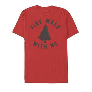 T-SHIRT Twin Peaks Fire Walk With Me Adult T-shirt