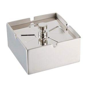 cendrier froid avec porte-clés cendrier froid avec porte-clés argent argent WINOMO Cendrier avec porte-clés