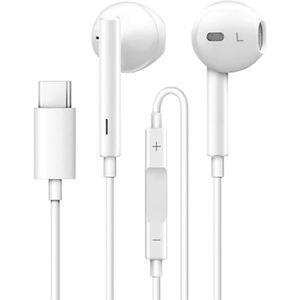 CASQUE - ÉCOUTEURS Ecouteurs Type-C avec Microphone pour Huawei Mate