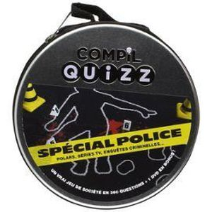 QUESTIONS - REPONSES Compilation Quizz Spécial Police  360 questions