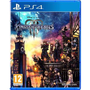 JEU PS4 Kingdom Hearts 3 Jeu PS4 + 1 DualShock 4 sony Offe