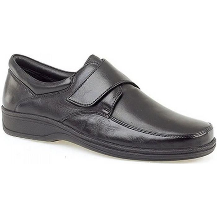 Roamers - Chaussures de ville légères à scratch - Homme wMllAP
