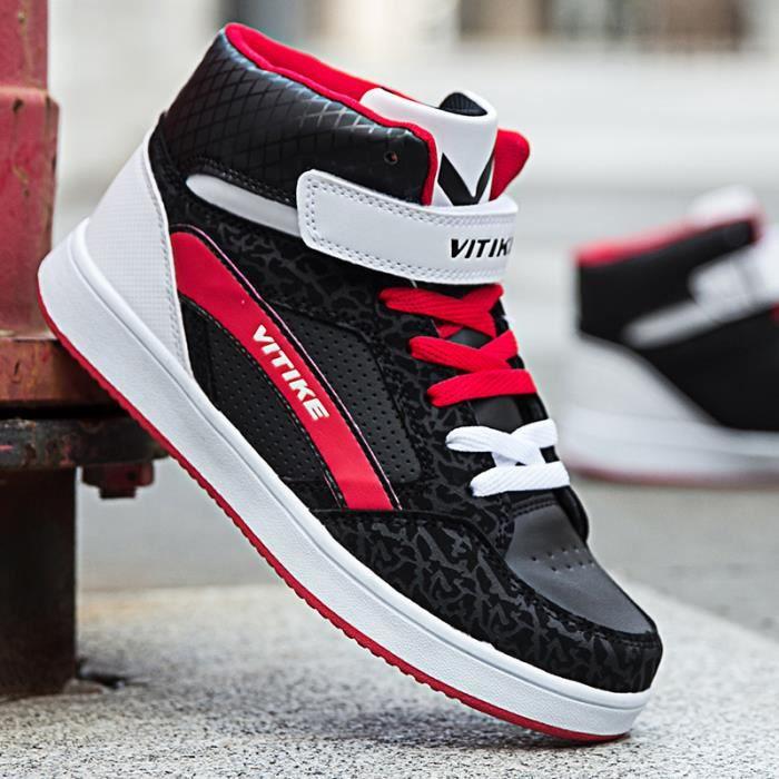 Chaussures de sport pour les espadrilles de hau... qUO32nTC