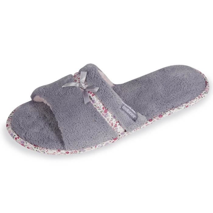 Chaussons sandales femme liberty