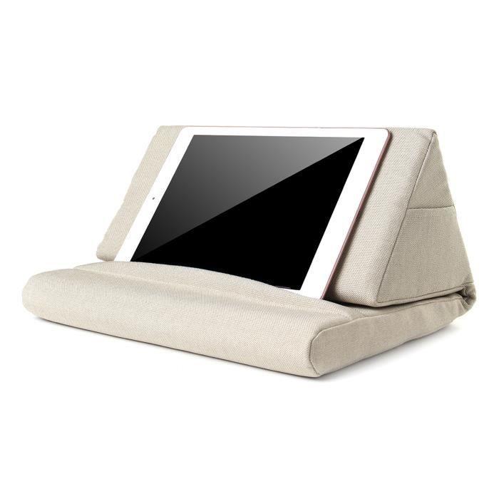 TEMPSA Oreiller Coussin Support Stand Mousse Pliable Pour Tablette