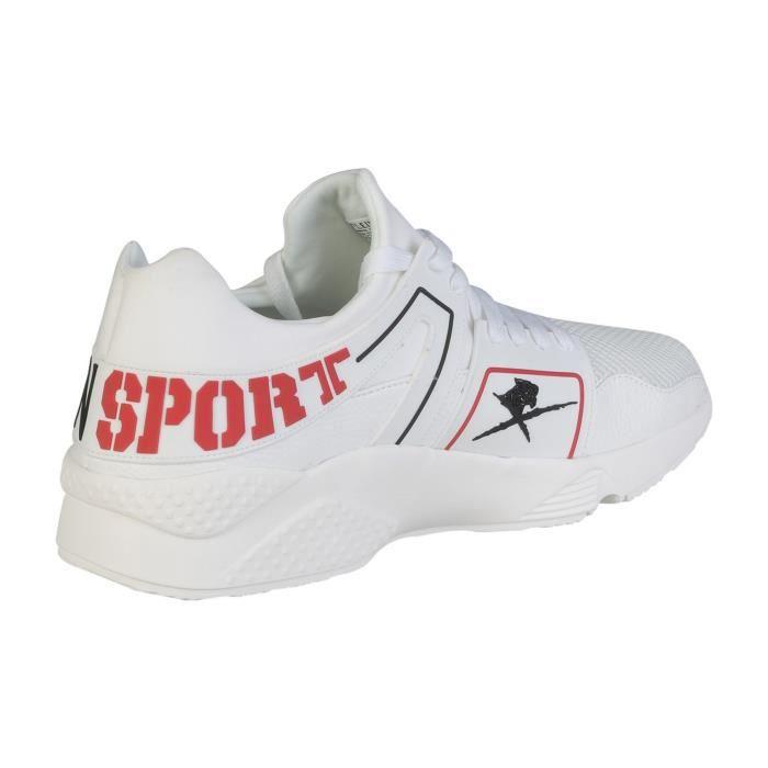 Plein Sport - Baskets / Sneakers homme - Blanc BGnzig5