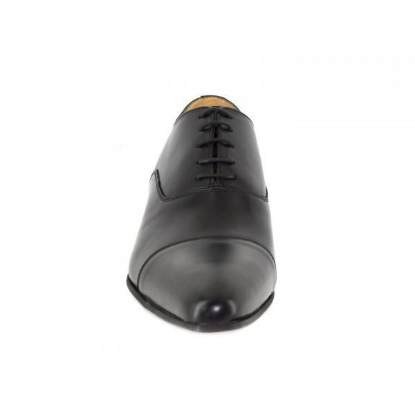 PIERRE CARDIN Chaussures Richelieu PC1610DG Noir - Couleur - Noir