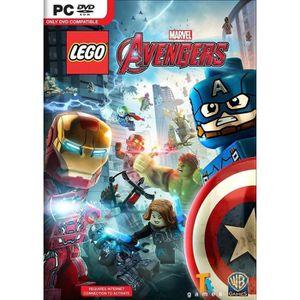 JEU PC Lego Marvel Avengers Jeu PC