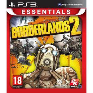 JEU PS3 Bordelands 2 Essentials Jeu PS3