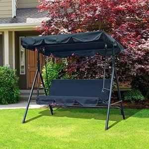BALANCELLE Balancelle balançoire banc fauteuil de jardin acie