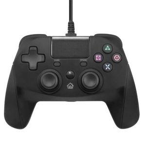 MANETTE JEUX VIDÉO Avec contrôleur universel Gaming Pad Câble poignée