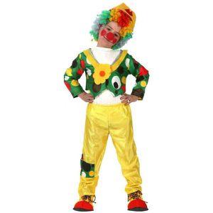 DÉGUISEMENT - PANOPLIE Déguisement Clown enfant 4-6 ans