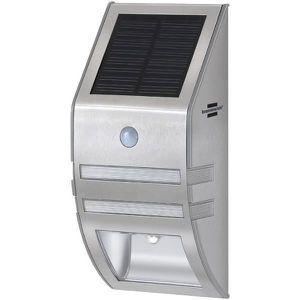 PROJECTEUR EXTÉRIEUR BRENNENSTUHL Lampe Led solaire SOL WL 02007 avec P