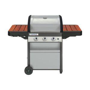 BARBECUE CAMPINGAZ Barbecue Class 3 WLX à 3 brûleurs - Inox