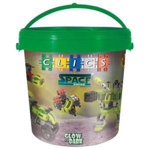 ASSEMBLAGE CONSTRUCTION Clics-Jeux de construction-Drum Brigade Espace
