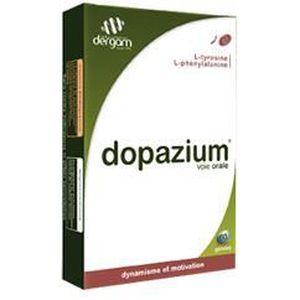 TONUS - VITALITÉ DERGAM Dopazium - 60 gélules
